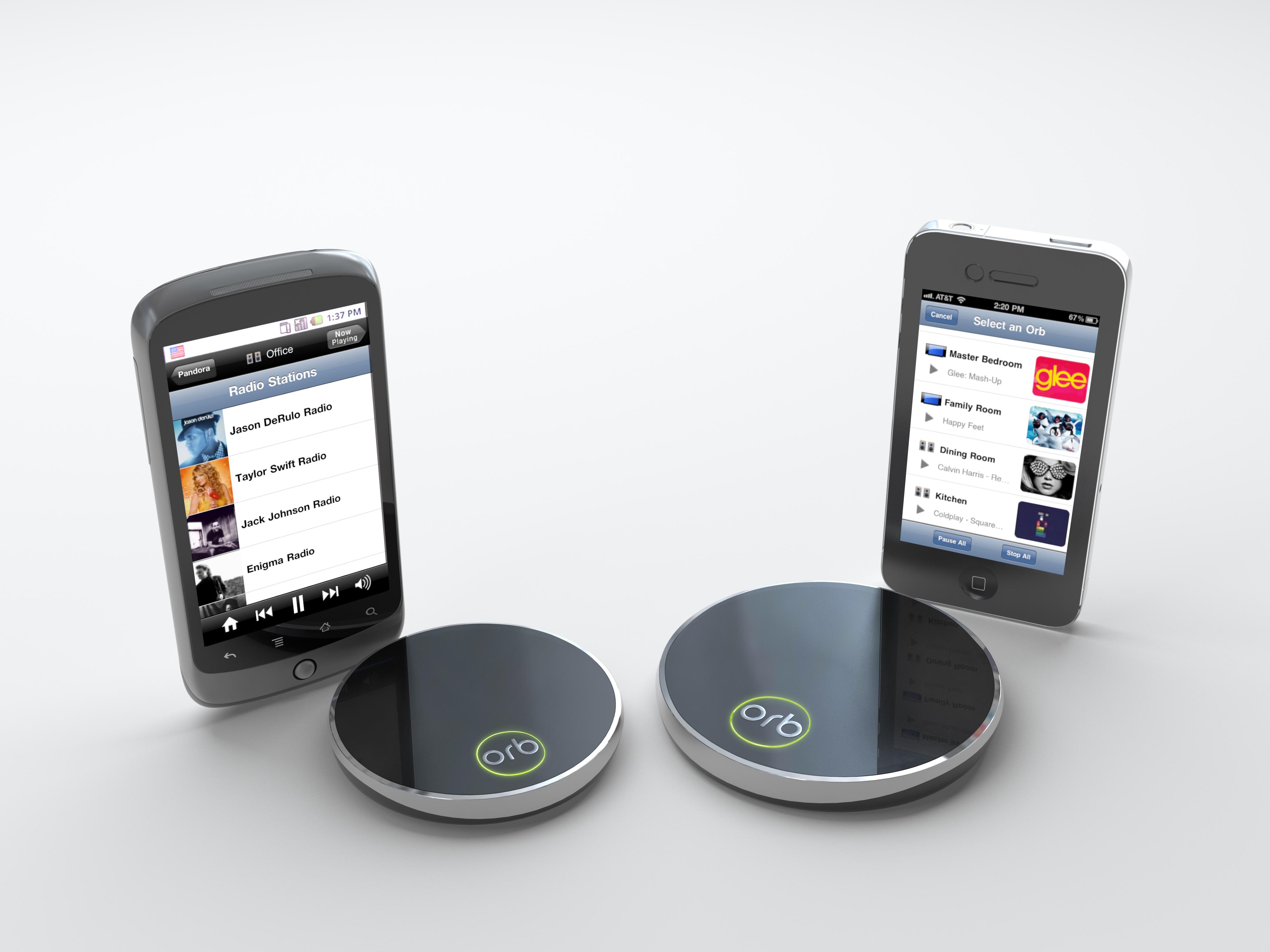 Orb VP1 und MP1 liefern Video und Audio per Streaming im ganzen Haus