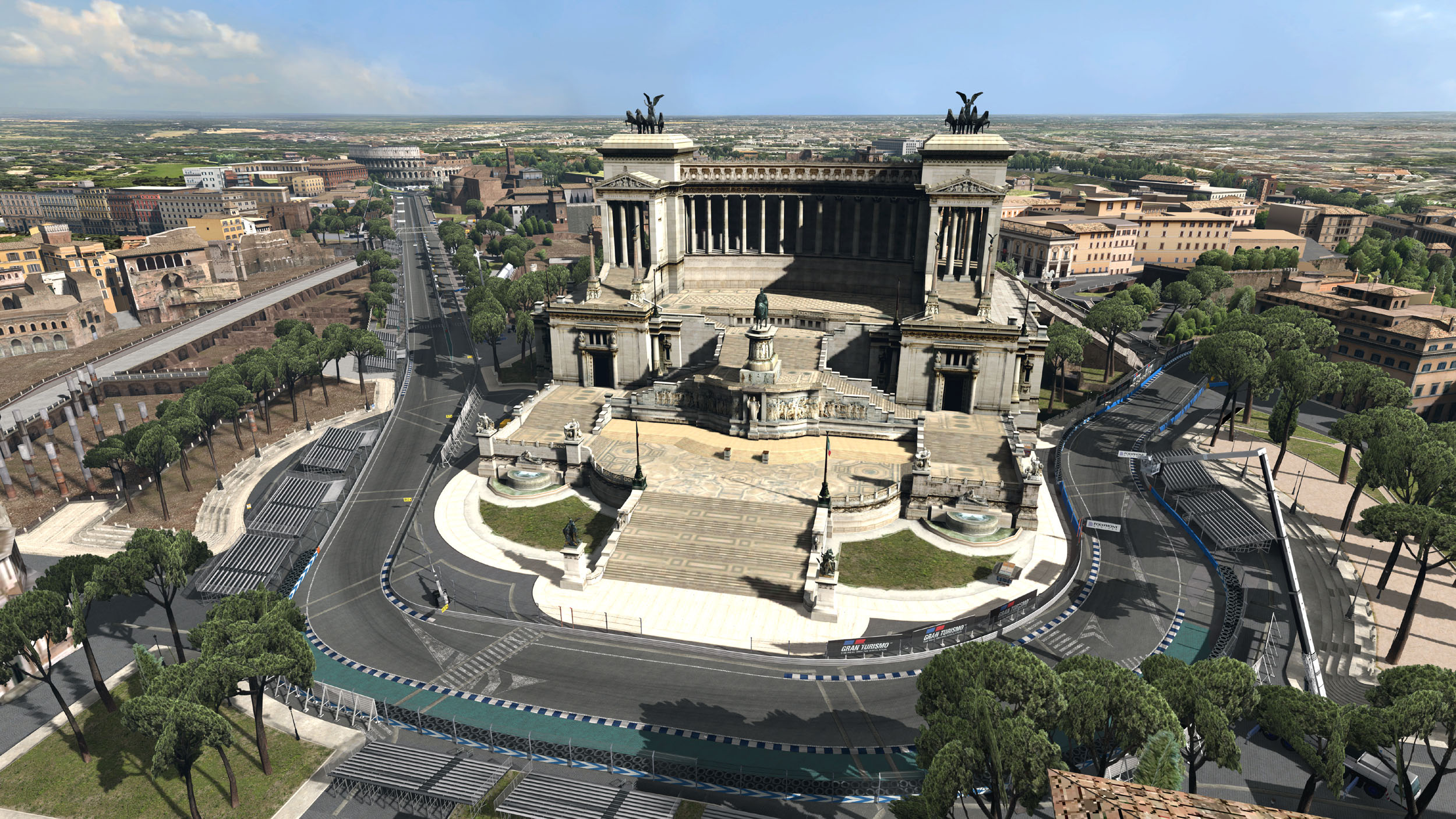 Gran Turismo 5 bietet realistische Darstellung bis ins Detail