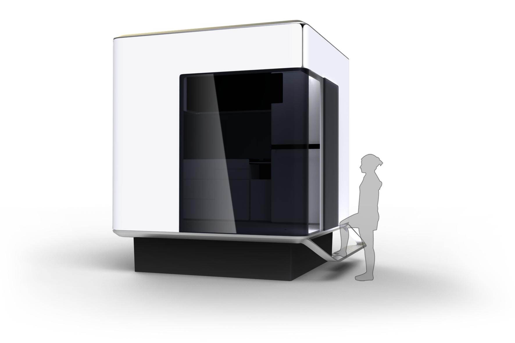m-cube von Benjamin Beck