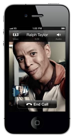 Skype nun auch auf dem iPhone mit Videotelefonie