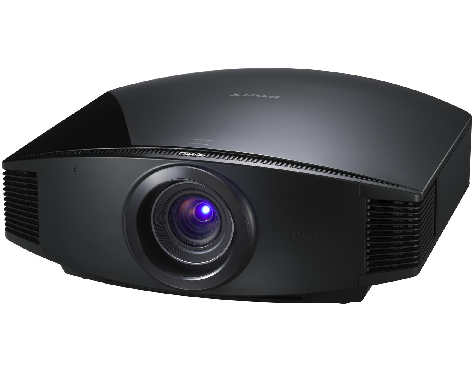Sony VPL-VW90ES - Projektion in 3D