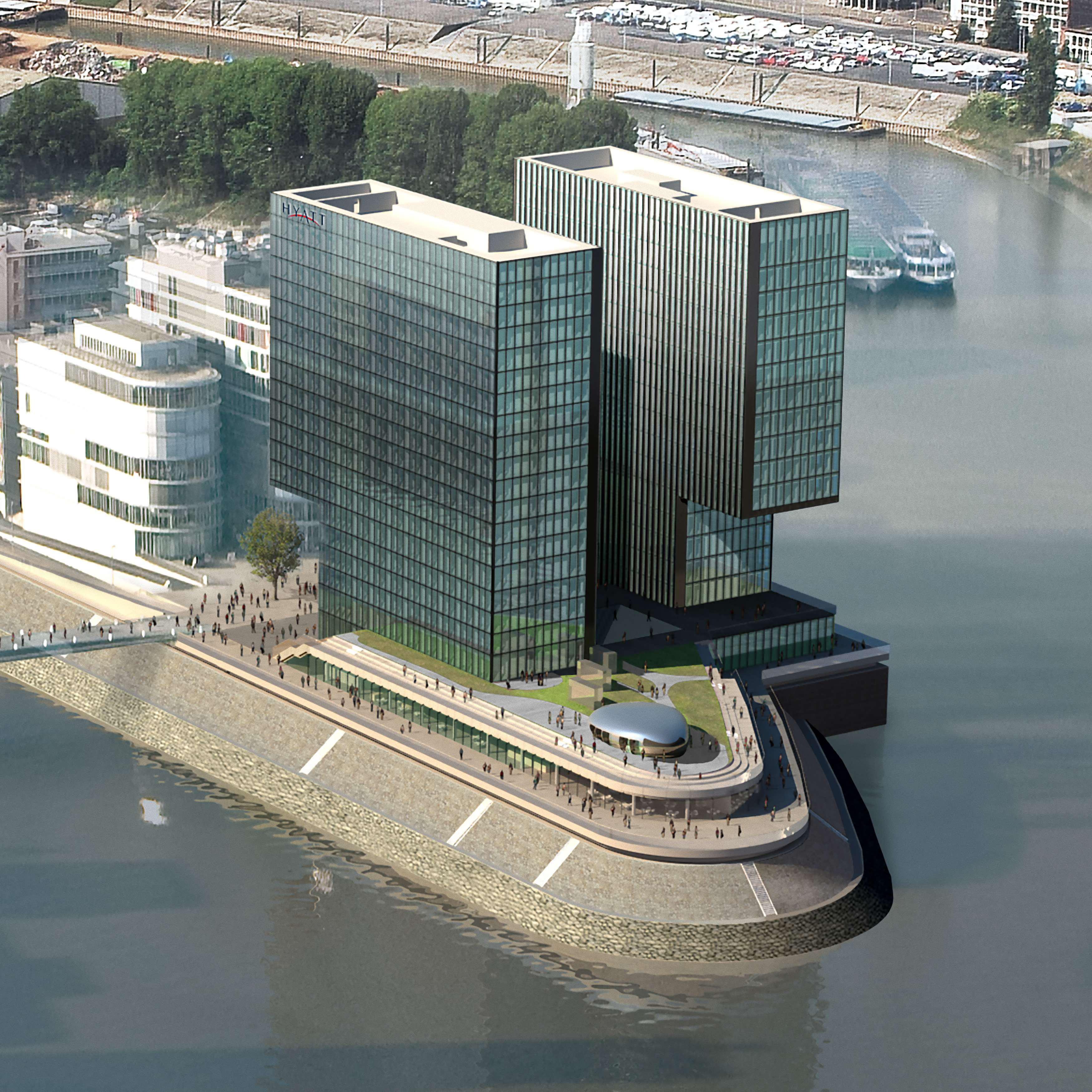 Hotel Catalonia Berlin