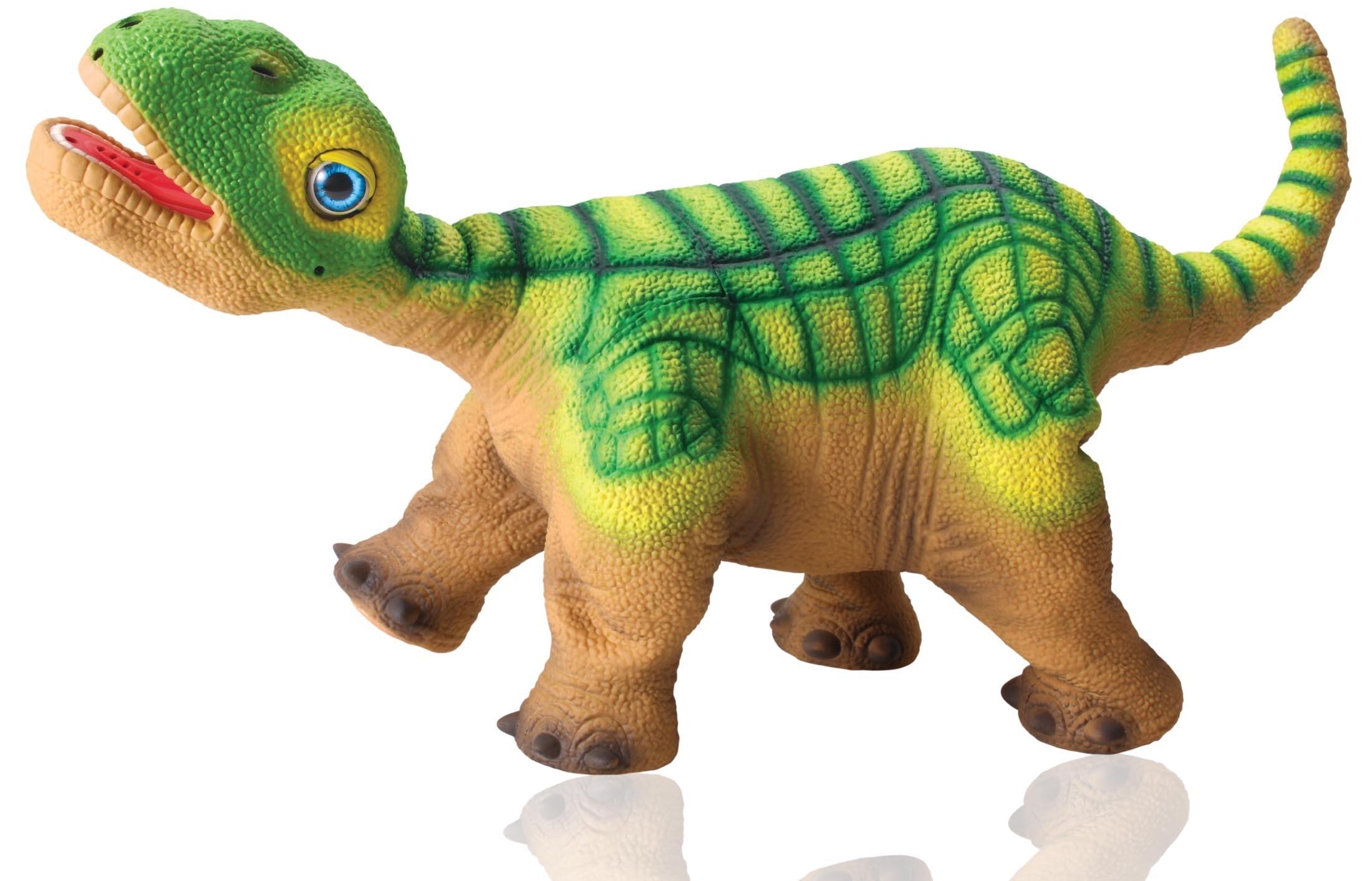 Hightech fürs Kinderzimmer: Der Dinosaurierroboter Pleo