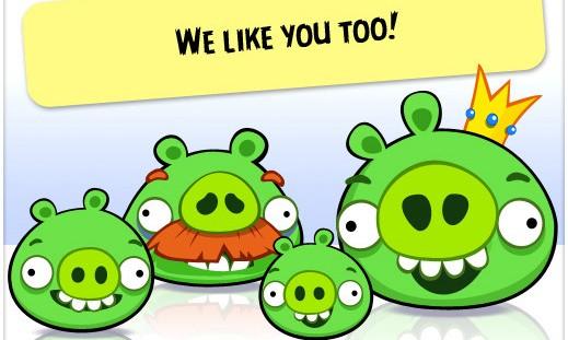 Angry Birds - Die Rache der Vögel bald auch auf Facebook