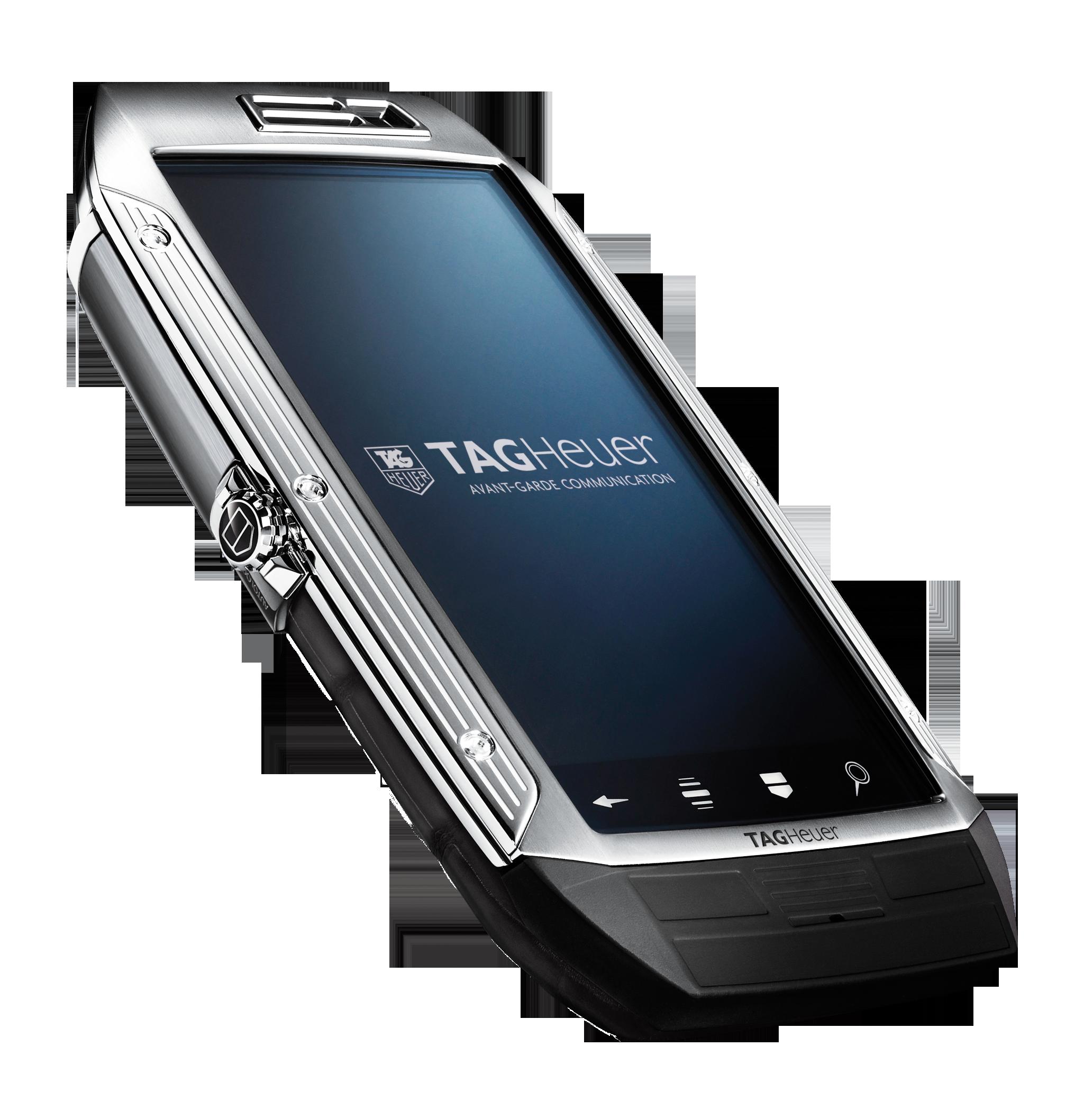 TAG Heuer Link - Ein wertigeres Android-Smartphone dürfte zurzeit kaum zu bekommen sein