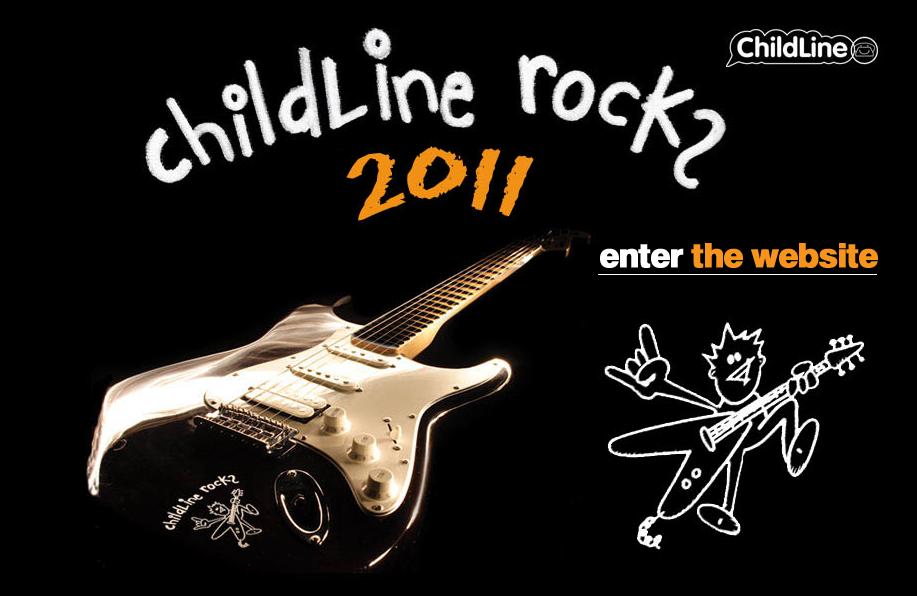 ChildLine rocks und KEF Deutschland hilft dabei
