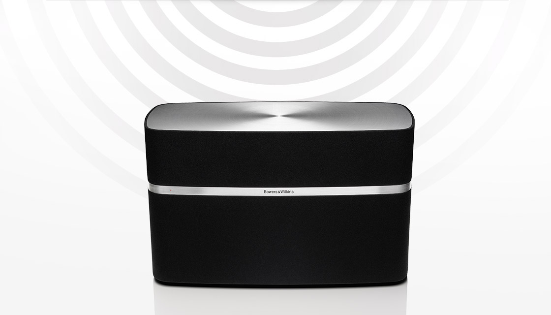 Bowers & Wilkins A7 - ein eleganter AirPlay-Lautsprecher