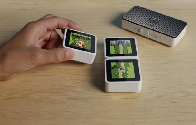 SIfteo Cubes - Das Tamagochi der Neuzeit?