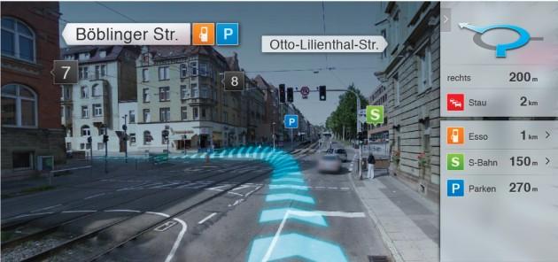 Augmented Reality könnte schon bald Einzug in unsere Autos halten