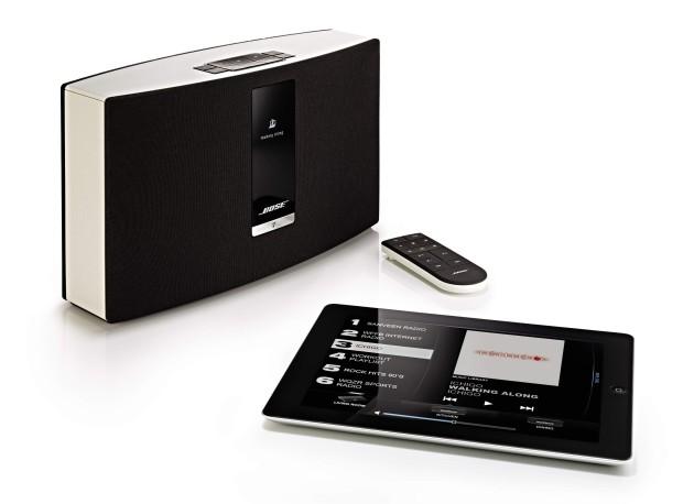 Dank App, Fernbedienung und mit den Presets bietet Bose unschlagbar einfache Bedienung