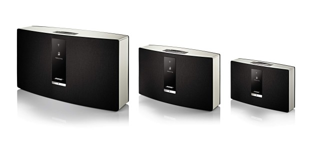 Soundtouch 20, 30 und Portable definieren Boses neues, drahtloses Multiroom-System