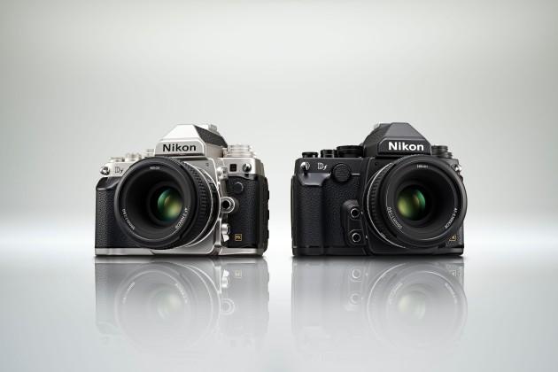 Nikon Df - Vollformat DSLR im Look der FM2