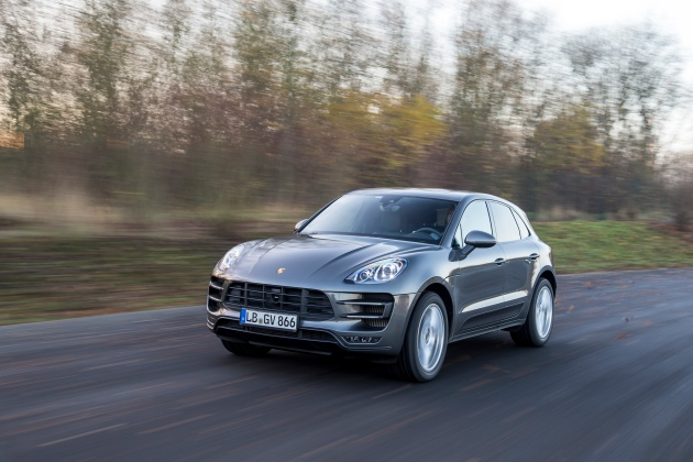 Mit dem Macan erobert Porsche das Segment der kompakten SUVs