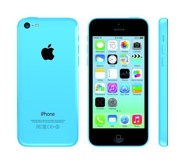 Mut zur Farbe: Apples iPhone 5c macht Schluss mit der Tristesse aus Glas und Metall